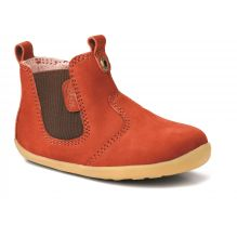 Chaussures Step up - Jodphur Boot Rouille 721907