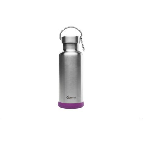 Bouteille nomade isotherme Travel Pot 500 ml inox **