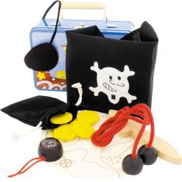 Mallette de déguisement Pirate -  à partir de 3 ans