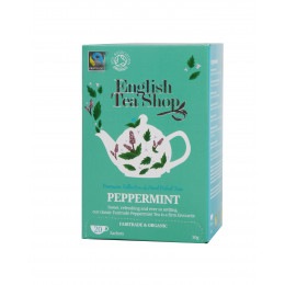 Menthe verte Bio 20 infusettes