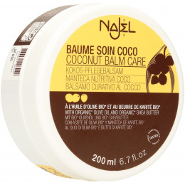 Baume soin Coco corps et cheveux - 200 ml