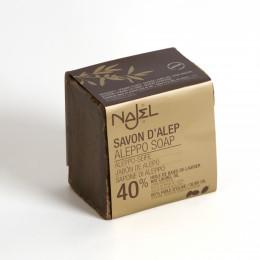 Savon d'Alep 40 % laurier - 185 g
