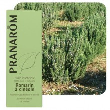 Huile essentielle de Romarin cinéole - 10 ml