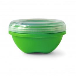 Boîte conservation - matériaux recyclés 570 ml - Verte