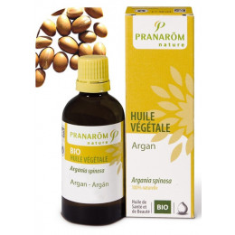 Huile végétale d'Argan BIO 50 ml