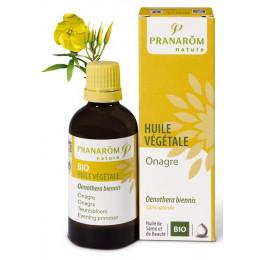 Huile végétale d'Onagre BIO - 50 ml