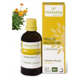 Huile végétale de Calendula BIO 50 ml
