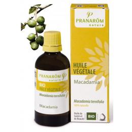 Huile végétale de Macadamia BIO 50 ml