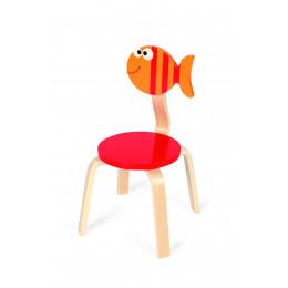 """Chaise poisson """"Maurice"""" - à partir de 3 ans"""