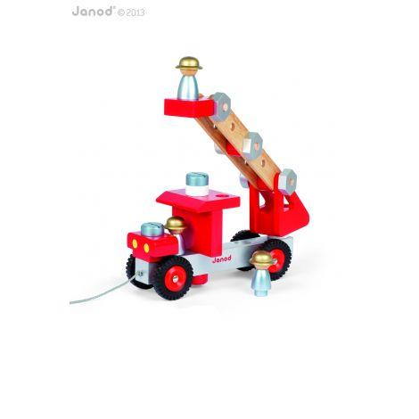 Camion de pompiers - à partir de 18 mois