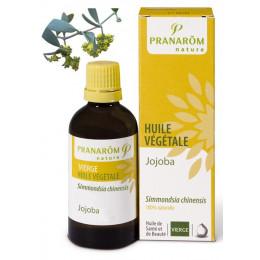 Huile végétale de Jojoba Vierge Bio  - 50 ml