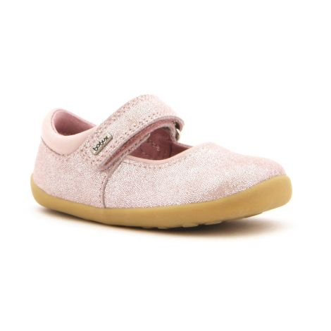 Chaussures Step up Shiny Dancer Mary Jane Pink glitter 724402