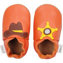 Chaussons 4257 - Orange Western