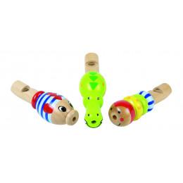 Mini flûte en bois - à partir de 3 ans