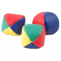 3 balles de jonglage - à partir de 7 ans