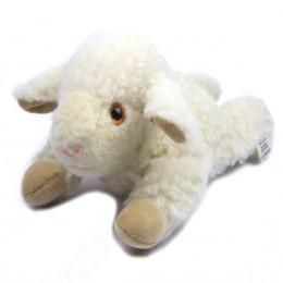 Bouillotte agneau laine et noyaux cerises - dès la naissance
