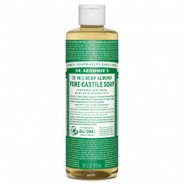 Savon de Castille multi-usage 18 en 1 Amande 475 ml