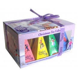 Coffret de thés BIO Collection de Noël - 12 infusettes
