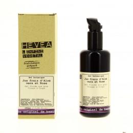 Gel botanique visage et corps - aloe vera et rose - 200 ml