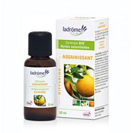 Synergie d'huiles essentielles BIO - Assainissant - 30 ml
