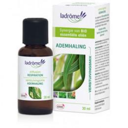 Synergie d'huiles essentielles BIO - Respiration - 30 ml