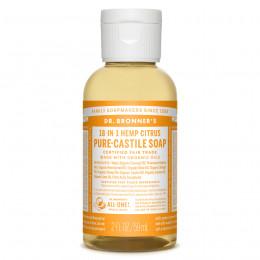 Savon de Castille multi-usage 18 en 1 Citron Orange 59 ml