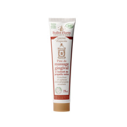 Pâte de massage gingival - 75 ml