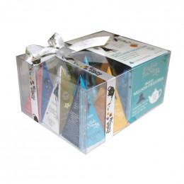 Assortiment cadeau Wellness Collection - 12 pyramides