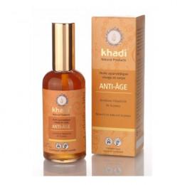 Huile ayurvédique pour visage et corps - anti-âge - 100 ml