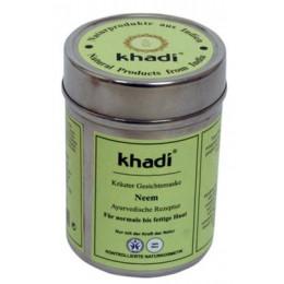 Masque ayurvédique au neem pour peaux normales à grasses - 50 g