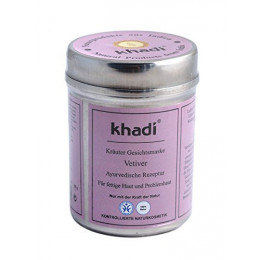 Masque ayurvédique au vétiver pour peaux grasses - 50 g