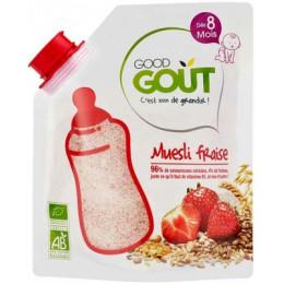 Muesli fraise - à partir de 8 mois - 200 g