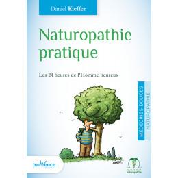Naturopathie pratique : Les 24 heures de l'Homme  (Daniel Kieffer)