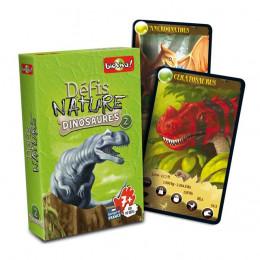 Défis nature - Dinosaures 2 - à partir de 7 ans