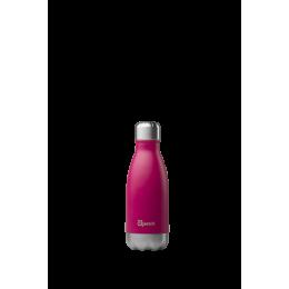 Bouteille isotherme en inox - Magenta - 260 ml