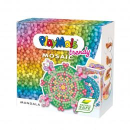 Mosaic Trendy Mandala - à partir de 8 ans *
