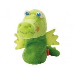 Marionnette à doigt  - Dragon - à partir de 18 mois **