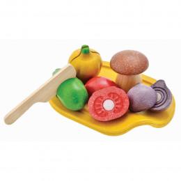 Assortiment de légumes à couper - à partir de 18 mois