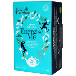 Infusion BIO - Energise Me - 20 infusettes