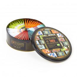 Coffret cadeau collections des thés de l'hospitalité - 48 infusettes