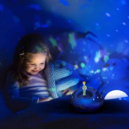 Projecteur d'étoiles musical Le Petit Prince