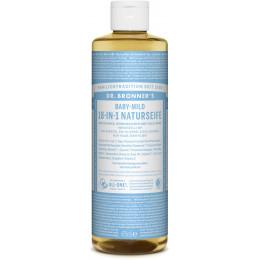 Savon de Castille multi-usage 18 en 1 Baby-Mild sans parfum - 475 ml
