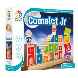 """Jeu Camelot JR. """"48 défis"""" - à partir de 3 ans"""