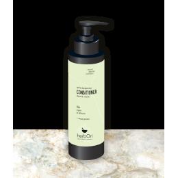 Après-shampooing à l'hibiscus et à l'argan BIO - 200 ml