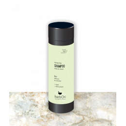 Shampooing au romarin et à l'hibiscus BIO - 200 ml