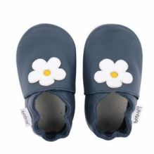 Chaussons 4333 - Navy Fleurs