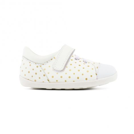 Chaussures Step Up - Scribble White/Gold 725609