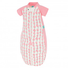 Pyjama transformable en sac de couchage - Pink Cherry TOG 1.0 / 2-12 mois *