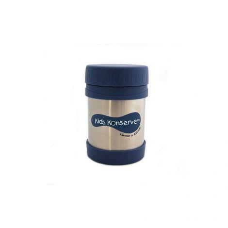 Boîte à repas isotherme en inox Océan 355 ml - Sebio ff5a17728519