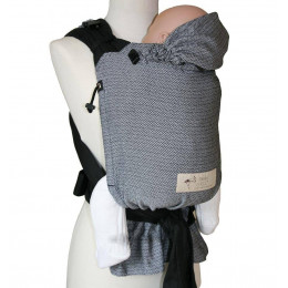 Porte bébé Baby Carrier - Black and White